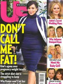 Kim Kardashian Us Weekly Story