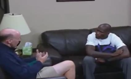 Chad Johnson Being Cut By Dolphins: Filmed For Hard Knocks!
