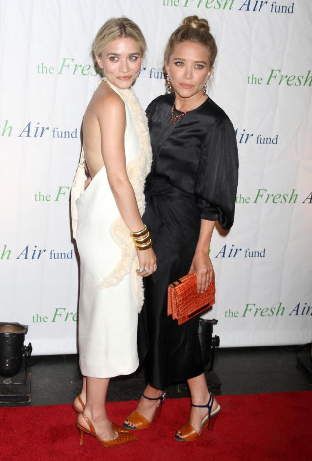 Ashley and Mary-Kate Olsen