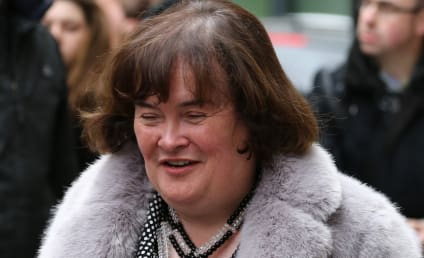 Susan Boyle Gushes Over First-Ever Boyfriend!