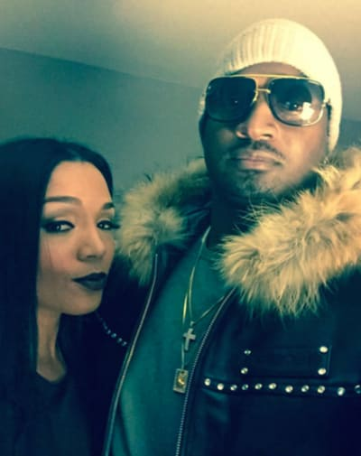 Kirk and Rasheeda Frost