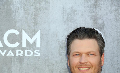 Blake Shelton and Miranda Lambert Red Carpet