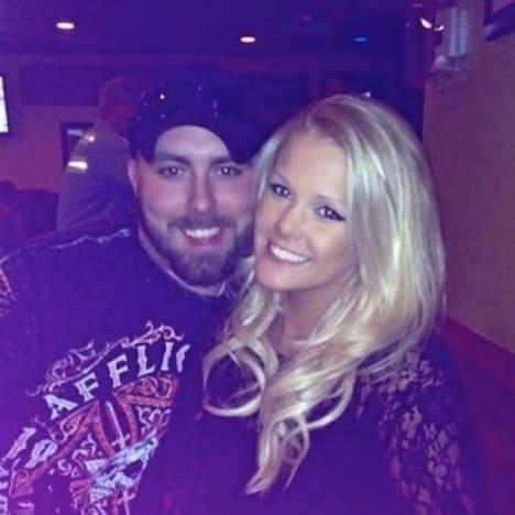 Miranda and Corey Simms