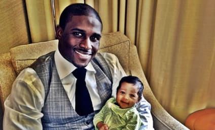 Reggie Bush Debuts Daughter Briseis