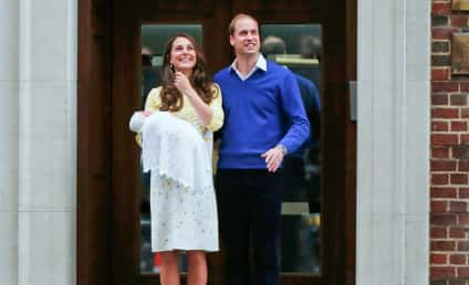 Kate Middleton, Prince William Leave London For Family Vacay