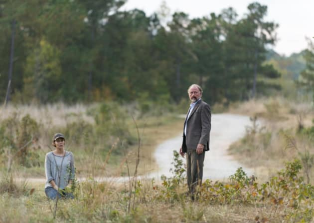 Gregory and Maggie