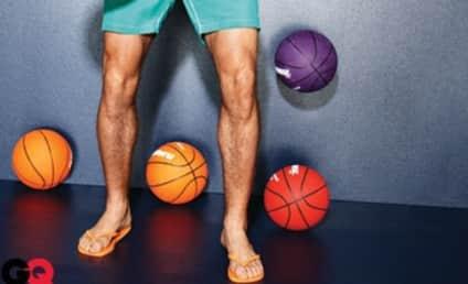 Kris Humphries: Shirtless in GQ!