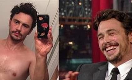 James Franco on Instagram Selfies: Give the People What They Want!