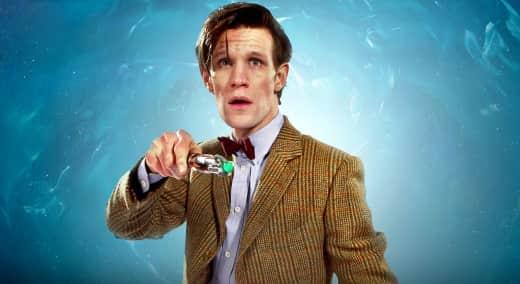 Matt Smith as Doctor