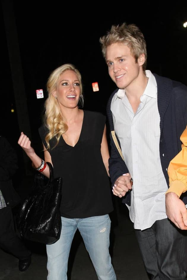 Spencer Pratt and Heidi Montag on the Move