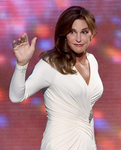 Caitlyn Jenner Accepts 2015 Arthur Ashe Courage Award