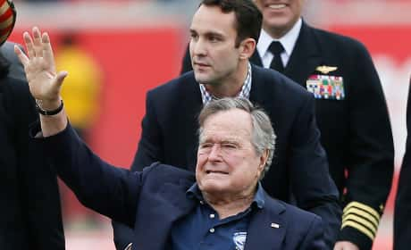 George H.W. Bush Waves