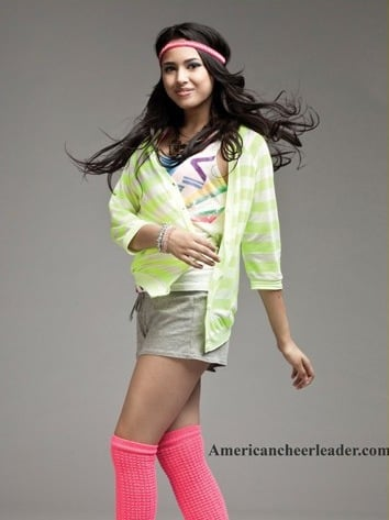 Jasmine Villegas for American Cheerleader