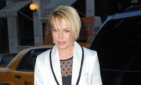 What do you think of Michelle Williams' new hairstyle?