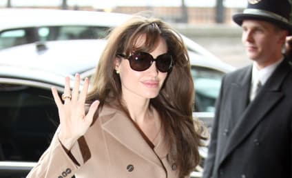 Angelina Jolie Goes Back to the Big Screen