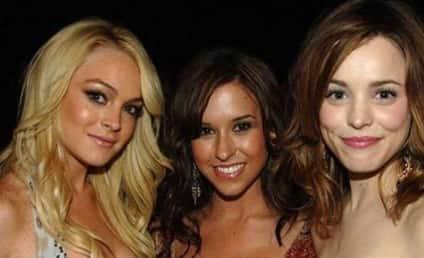 Lindsay Lohan: STILL Trying to Make Mean Girls Sequel Happen!