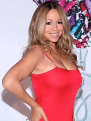 Mariah Carey, Jenny Craig