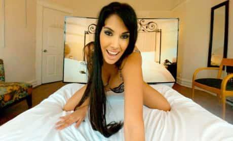 Kim Kardashian Virtual Reality Sex Photo