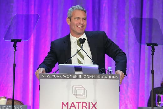 Andy Cohen: 2016 Matrix Awards