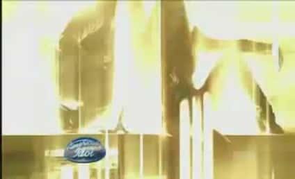 Lady Gaga Penis Heels: Censored By American Idol!