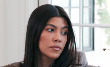 Kourtney Kardashian: I'm Sad