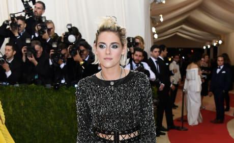 Kristen Stewart: 2016 Costume Institute Gala