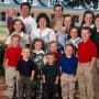 The Duggars in 2004