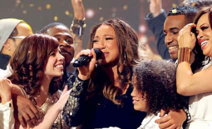 Melanie Amaro Expresses Shock, Appreciation Over X Factor Victory