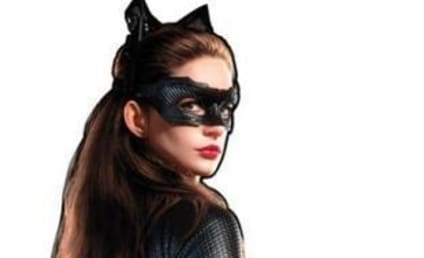 Anne Hathaway as Catwoman: New Pic Released!