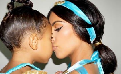 Kim Kardashian Halloween Costume: REVEALED!