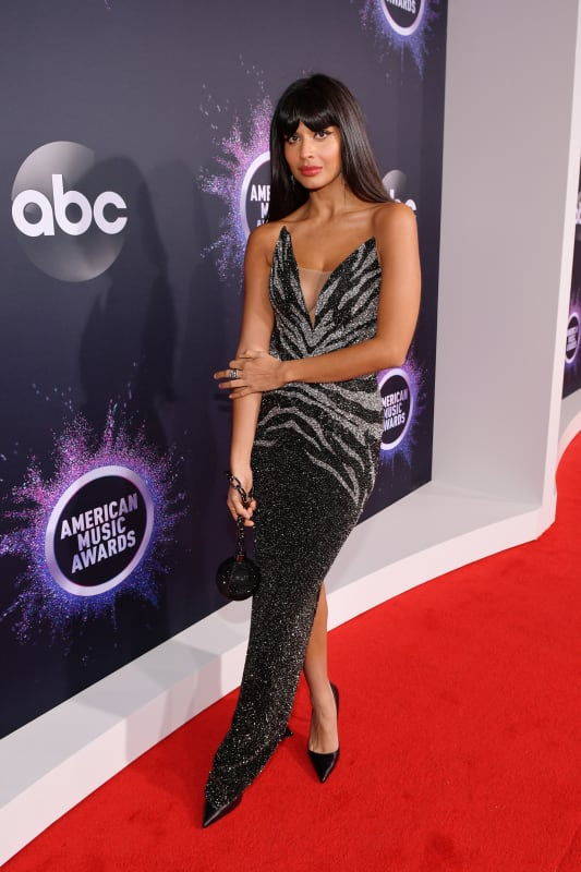 Jameela jamil at 2019 amas