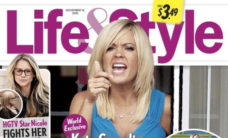 Kate Gosselin Child Abuse Photo