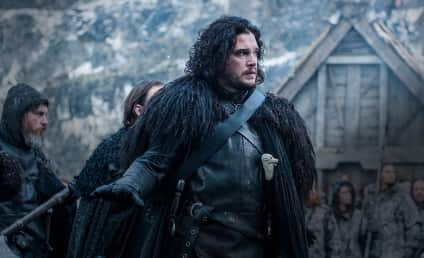 Kit Harington Drops Game of Thrones Bombshell, FINALLY Reveals If He'll Be in Season 6!