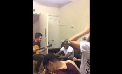 """Coolio Performs """"Gangsta's Paradise"""" Acoustic Cover With UK College Students: Watch!"""