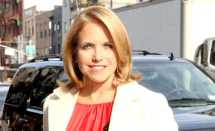 Report: Katie Couric Leaving CBS News, Likely Launching Talk Show in 2012