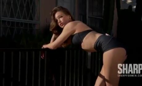 Katie Cassidy Hot Video