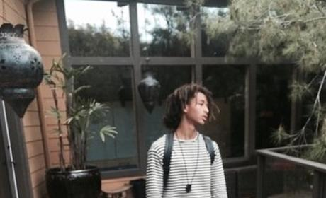 Jaden Smith Dress Photo