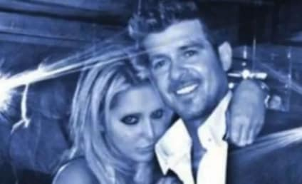 "Robin Thicke Butt-Grab Girl Says Photo is Legit; ""Non-Issue"" With Paula Patton"