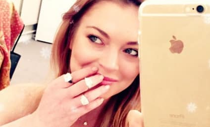 Lindsay Lohan Threatens Presidential Run in 2020