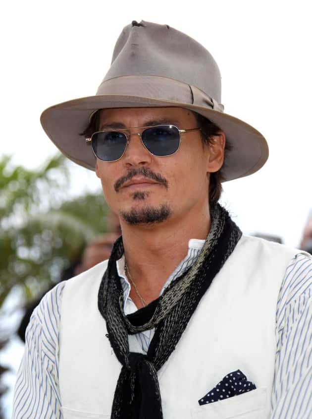 Johnny Depp Fashion