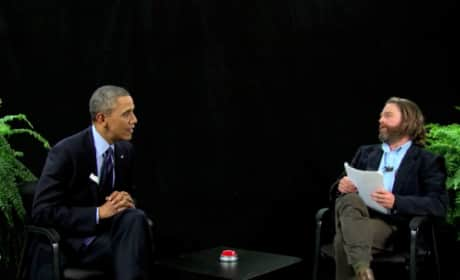 President Obama Appears on Between Two Ferns with Zach Galifianakis