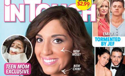 Farrah Abraham Plastic Surgery: Revealed!
