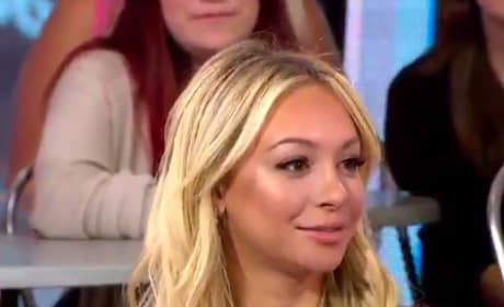 Corinne Olympios on GMA