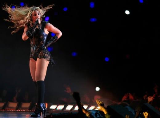 Beyonce Halftime Show Photo