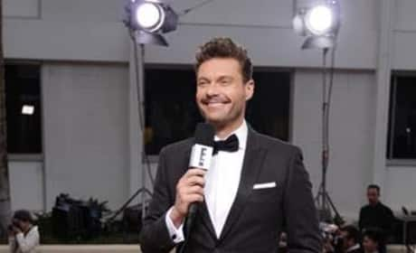 Ryan Seacrest  E! Live From the Red Carpet for the 73rd Annual Golden Globe Awards