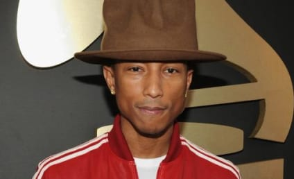 Pharrell Williams Auctions Off Amazing Grammys Hat For Charity