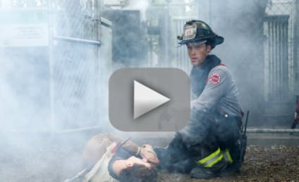 Chicago Fire Season 3 Episode 8 Recap: Chopper Down!