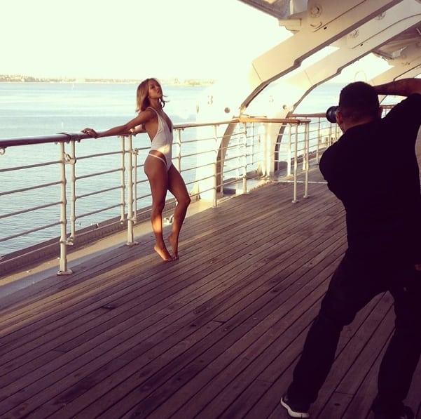 Karrueche Be Modeling