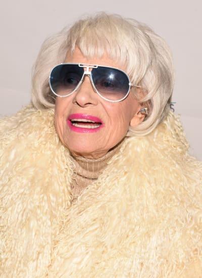Carol Channing Dies; Broadway Legend Was 97