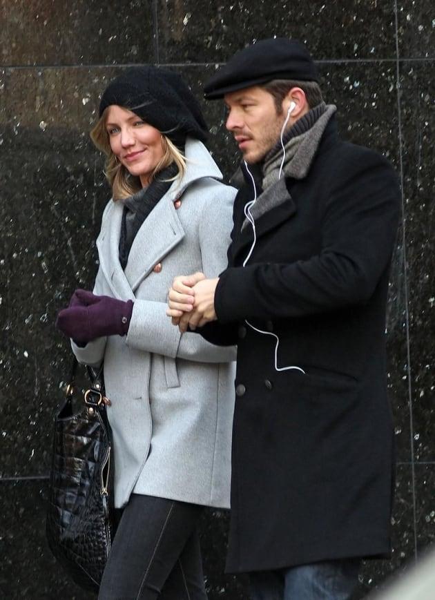 A Very Happy Couple.